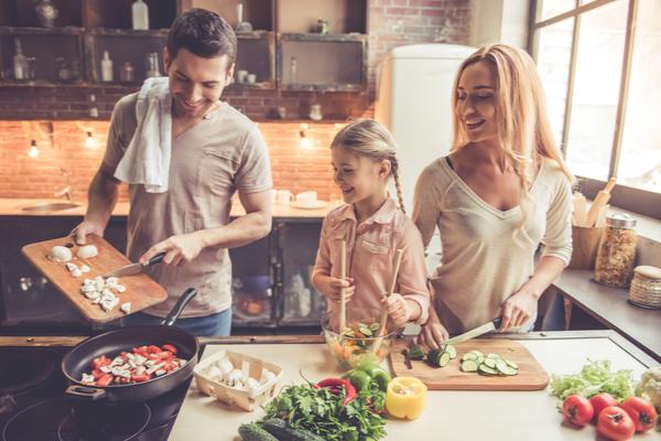 Duurzaam koken.